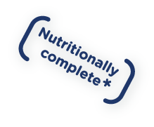 pad for nutritionally complete formula